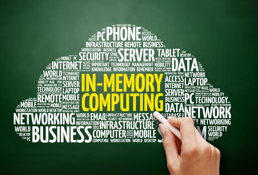 ¿Qué es in-memory computing?