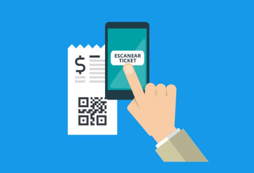 Ya no guardes tus tickets de gastos: digitalízalos al momento