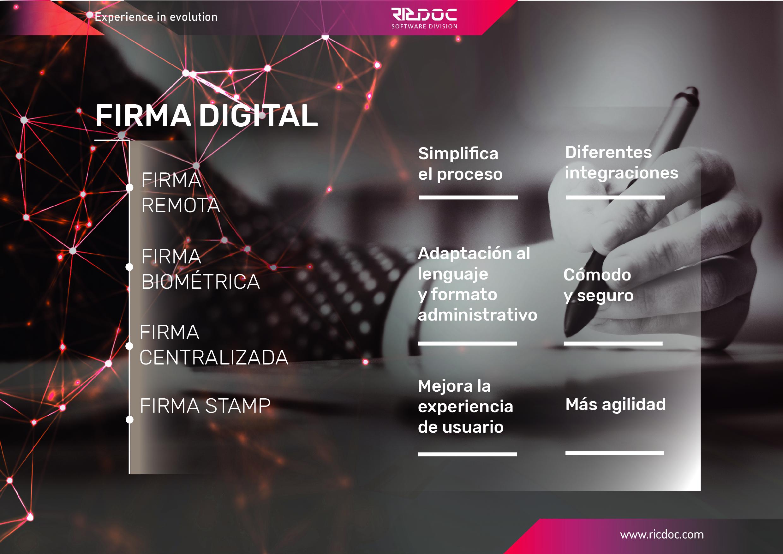 Las ventajas de la Firma Digital