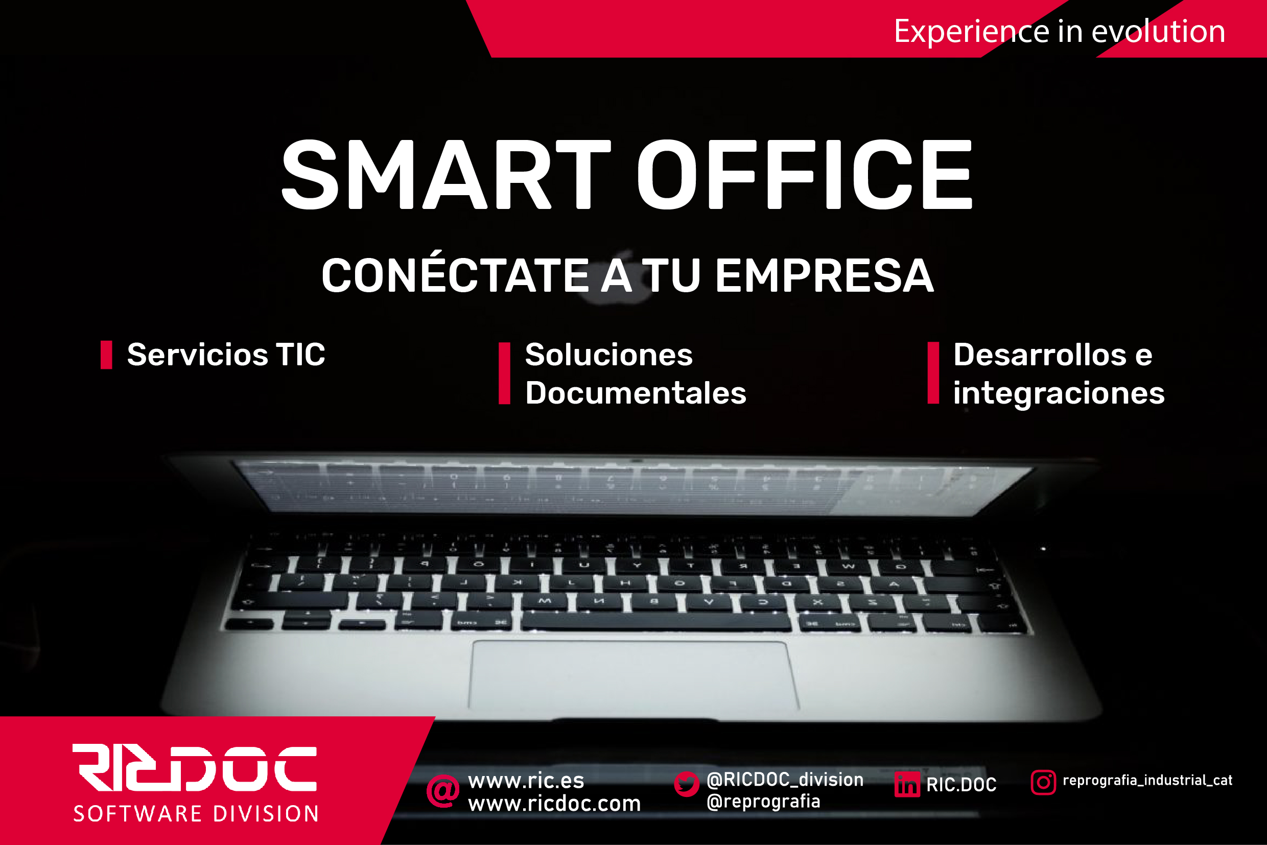 Smart Office, controla tu negocio desde RIC.DOC