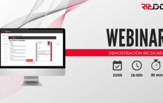 Webinar Demostración RICSigner