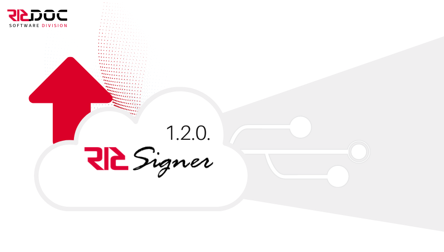 Nueva actualización RICSigner 1.2.0.
