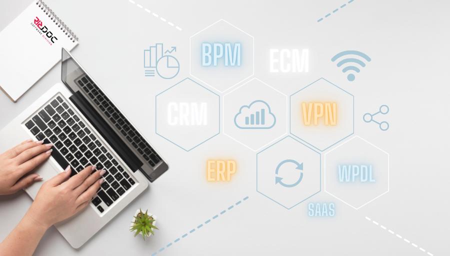 7 siglas tecnológicas más utilizadas en empresas