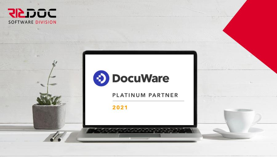 RICDOC categoría Platinum Partner de Docuware