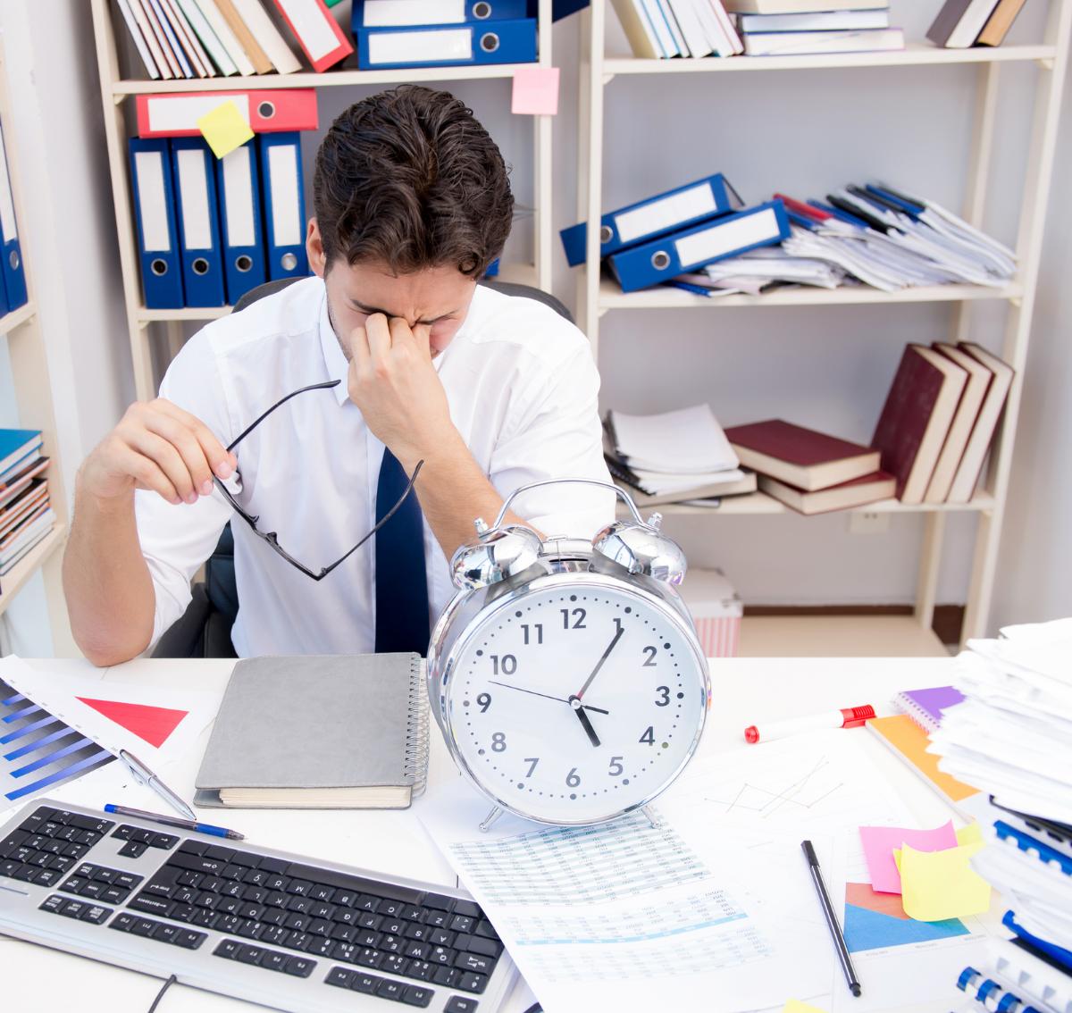Los riesgos de archivar documentos en papel